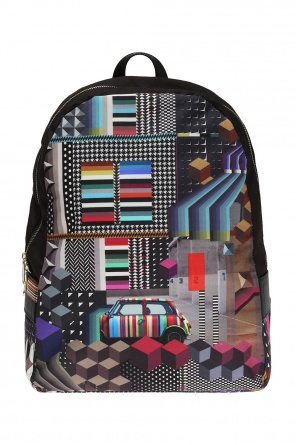 Patterned backpack od Paul Smith