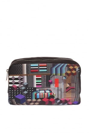 Patterned wash bag od Paul Smith