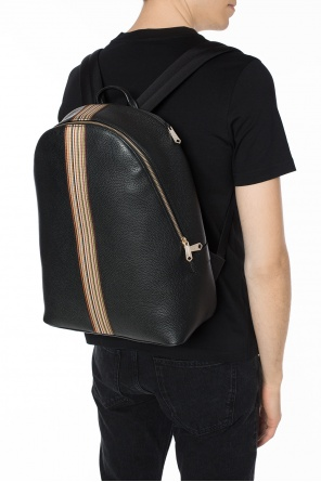 Backpack with striped webbing od Paul Smith