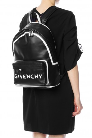Logo-printed backpack od Givenchy