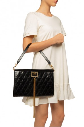 'gem' quilted shoulder bag od Givenchy