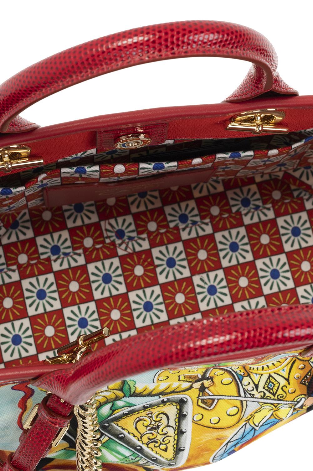 Dolce & Gabbana 印花单肩包