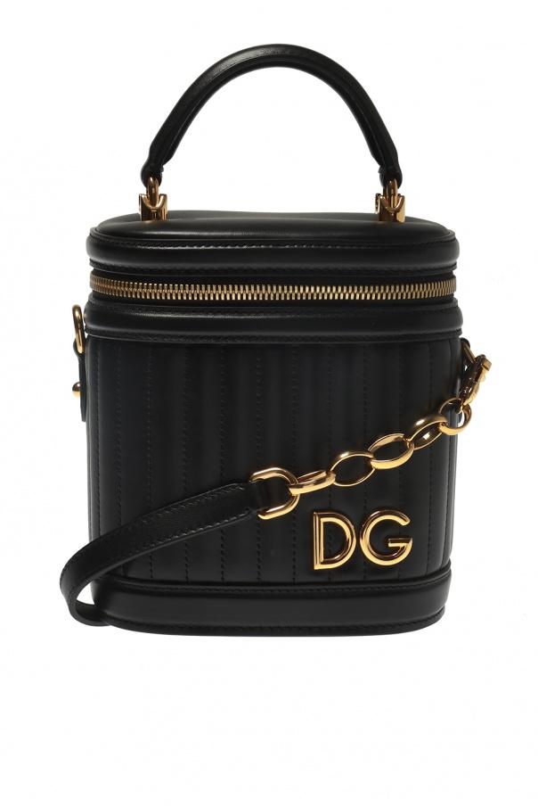 0d9e129b1866 DG Girls' quilted shoulder bag Dolce & Gabbana - Vitkac shop online