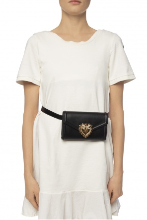 'devotion' belt bag with logo od Dolce & Gabbana