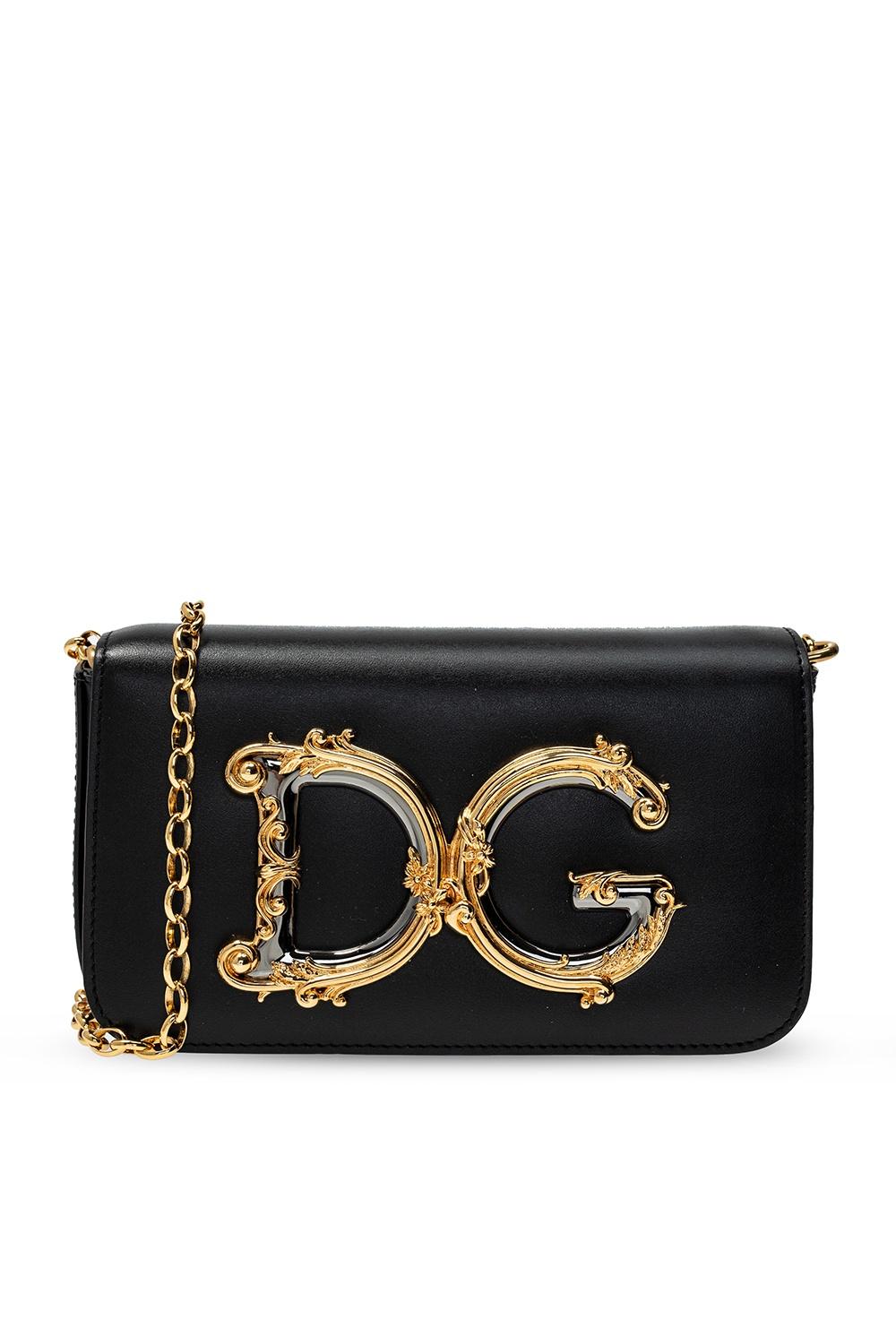 Dolce & Gabbana Branded shoulder bag