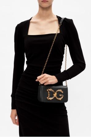 Branded shoulder bag od Dolce & Gabbana
