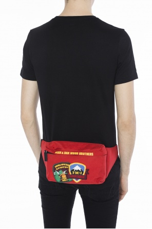 Patched belt bag od Dsquared2