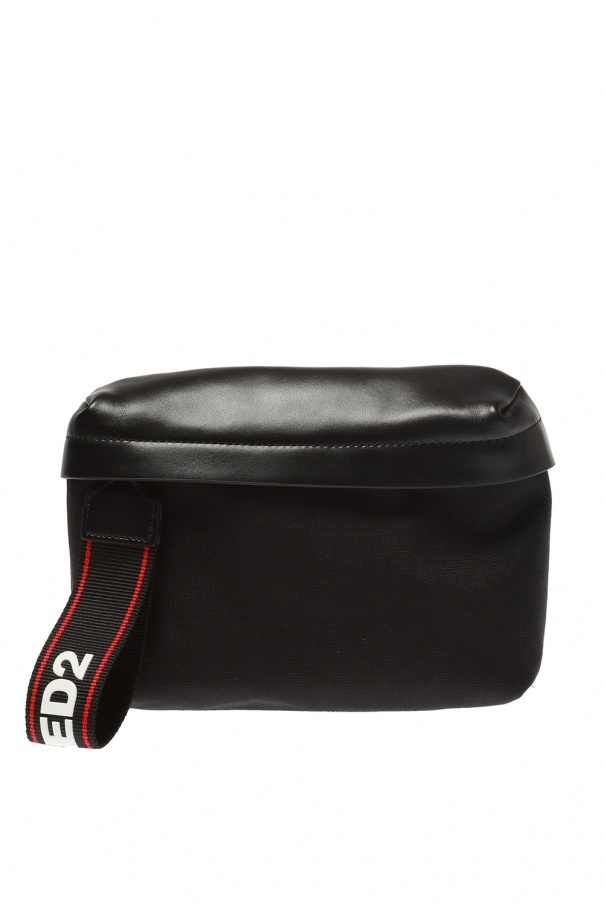 Belt bag with decorative strap od Dsquared2
