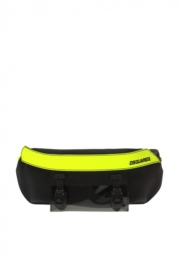 Branded belt bag od Dsquared2