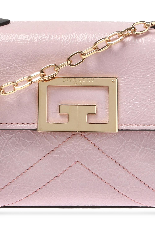 Givenchy Torba na pas z logo 'Mystic'