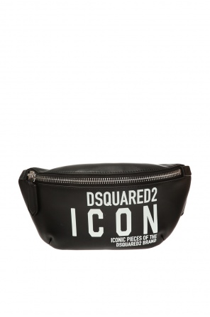 Leather belt bag od Dsquared2