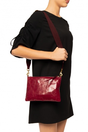 'neesah' branded shoulder bag od Isabel Marant