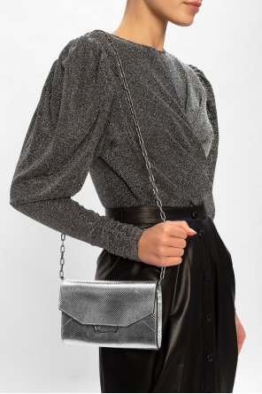 Textured shoulder bag od Isabel Marant