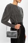 Isabel Marant Textured shoulder bag