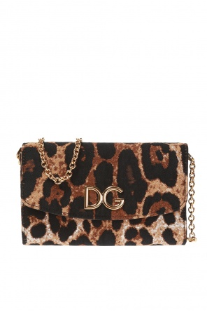 Branded shoulder bag od Dolce & Gabbana