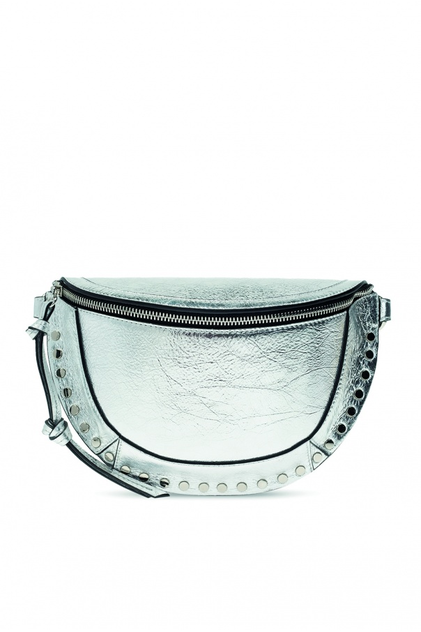 Isabel Marant Logo shoulder bag