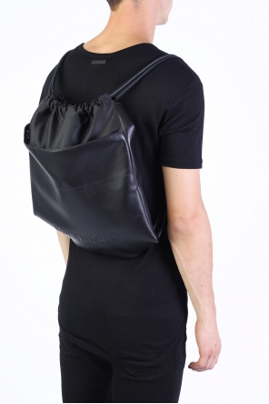 Embossed logo backpack od Givenchy