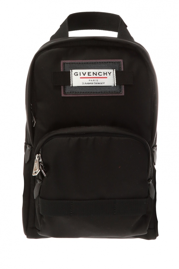 Givenchy Logo-patched backpack