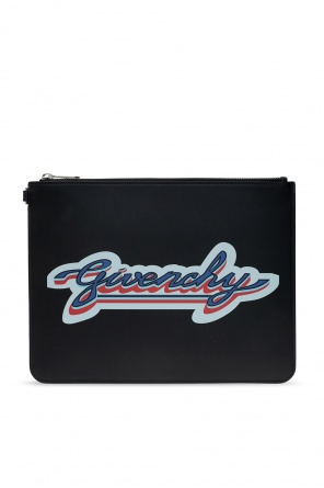 Clutch with logo od Givenchy
