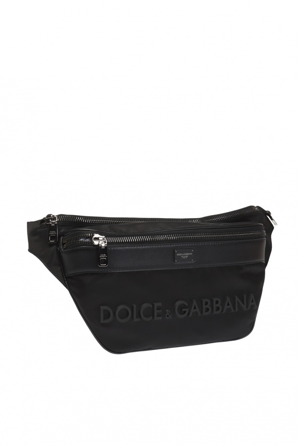 Logo belt bag od Dolce & Gabbana