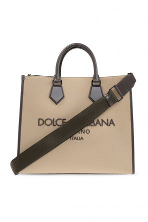 'edge' shopper bag od Dolce & Gabbana