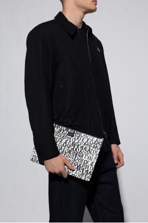 Patterned clutch od Dolce & Gabbana