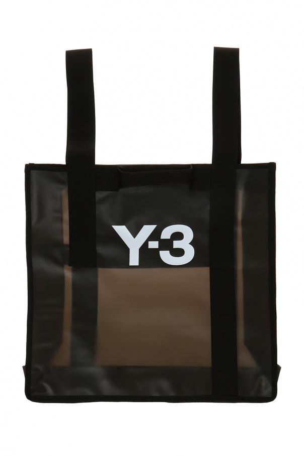 f85bc2a17 Transparent shopper bag Y-3 Yohji Yamamoto - Vitkac shop online