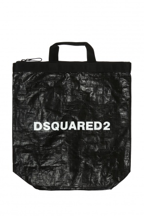 Backpack with the possibility to carry as a hand bag od Dsquared2