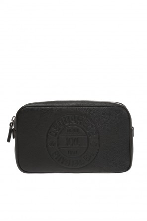 Logo-embossed wash bag od Dsquared2