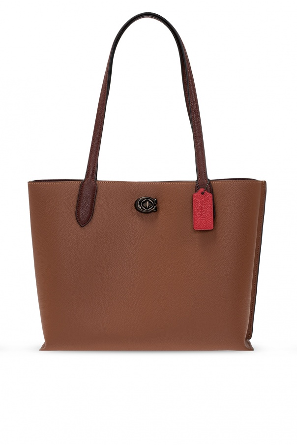Coach 'Willow' shopper bag