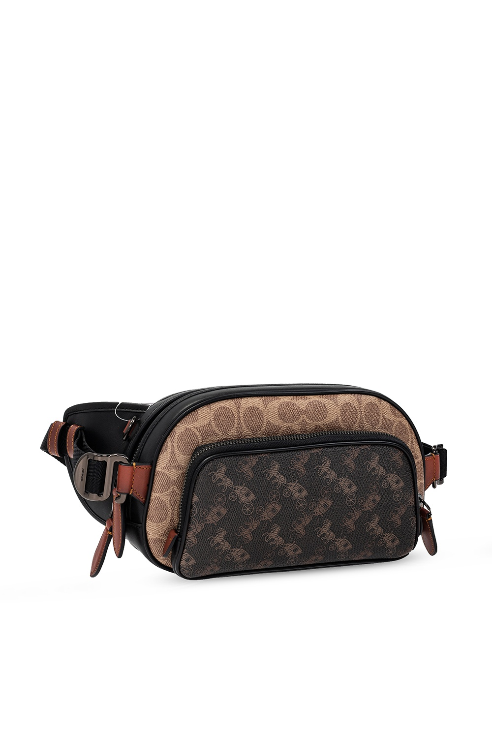 Coach 'Hitch' belt bag with logo