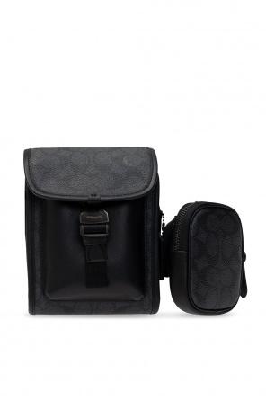 Shoulder bag with logo od Coach