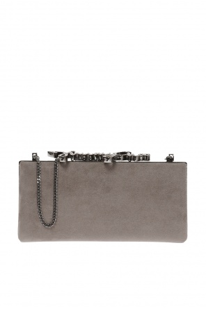 'celeste' clutch od Jimmy Choo