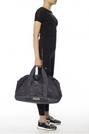Logo-embossed holdall od ADIDAS by Stella McCartney