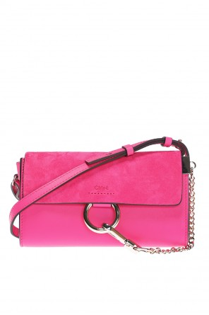 Wallet with chain od Chloe