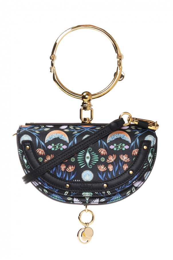 Nile' patterned shoulder bag od Chloe