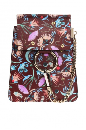 'faye' patterned shoulder bag od Chloe