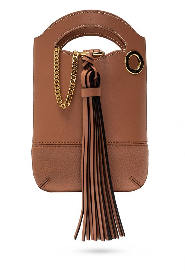 Chloé 'Walden' shoulder bag with logo