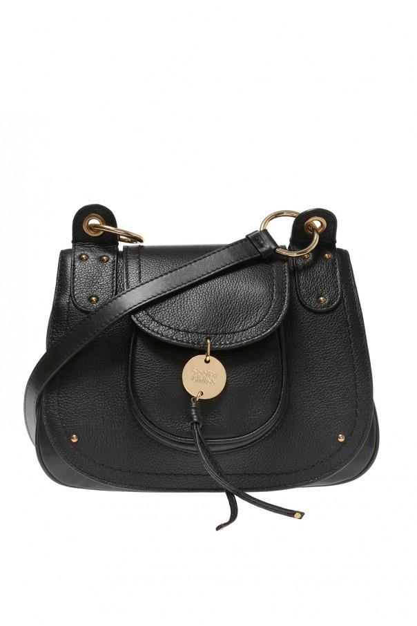 39 susie 39 shoulder bag see by chloe vitkac shop online. Black Bedroom Furniture Sets. Home Design Ideas