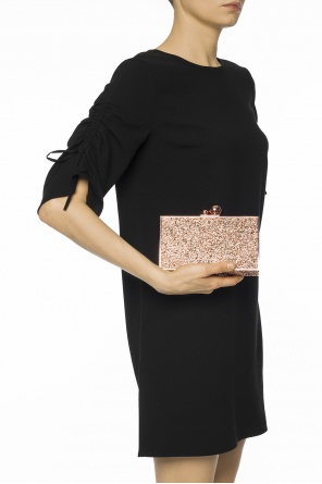'clara' clutch od Sophia Webster