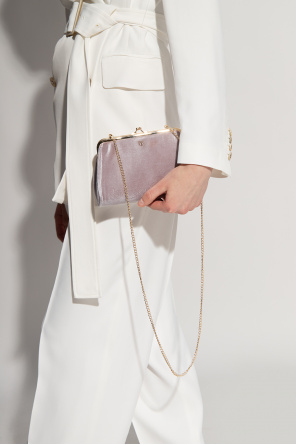 Shoulder bag with logo od Emmanuelle Khanh