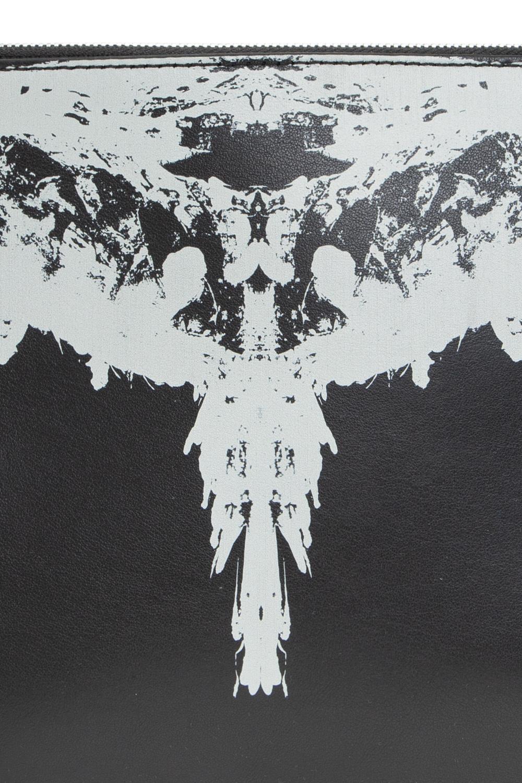 Marcelo Burlon Printed clutch
