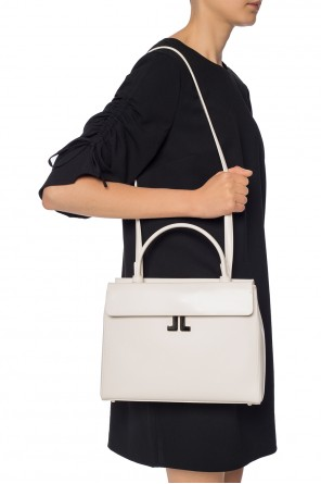 'jl' branded shoulder bag od Lanvin