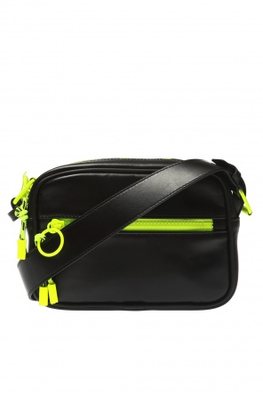 Shoulder bag with logo od Marcelo Burlon