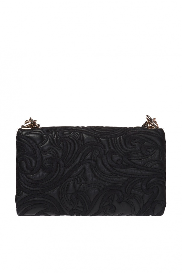 'palazzo empire' medusa head shoulder bag od Versace