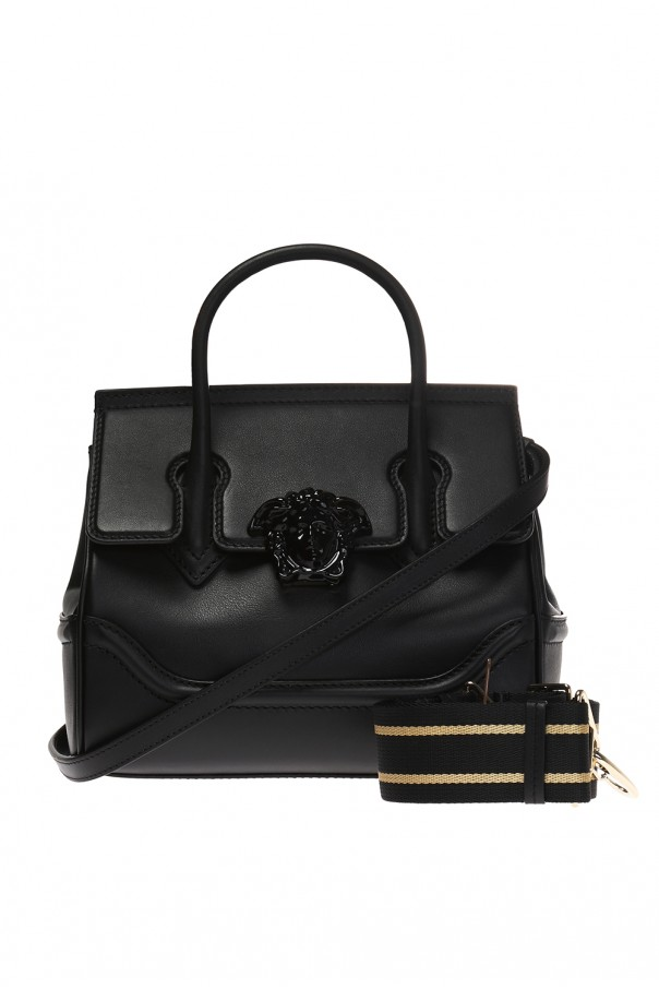 'palazzo Empire' Shoulder Bag With A Medusa Head by Versace
