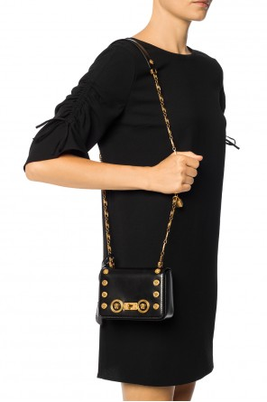 Chained shoulder bag od Versace