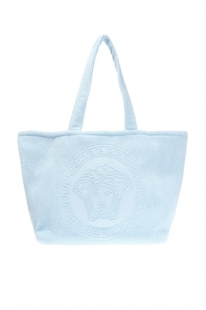 Beach tote bag od Versace