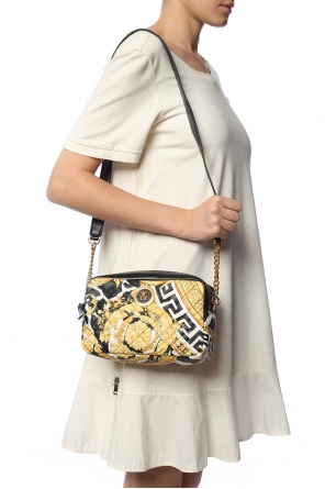Quilted shoulder bag od Versace