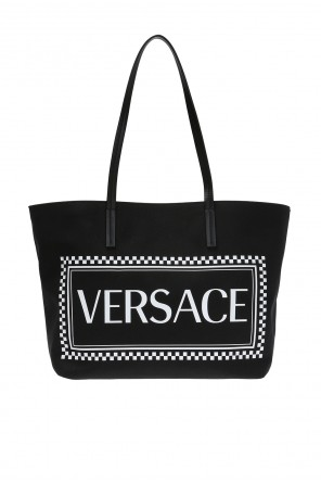 Branded shopper bag od Versace
